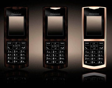 Huge Gallery of Hyper-Expensive, Tacky Cellphones