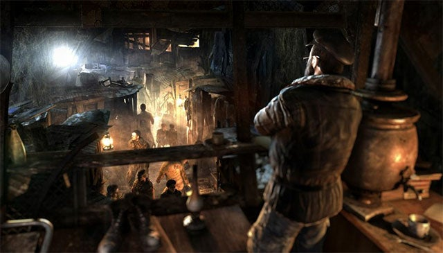 Metro: Last Light's Decomposing Bones Will Make You Hallucinate