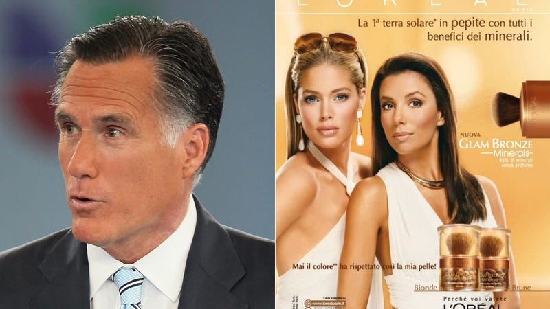 Poll: What Kind Of Self Tanner Do You Think Mitt Romney Uses?