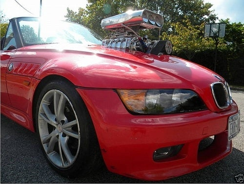 Blown-Chevy Powered '97 Z3 for $20,000!