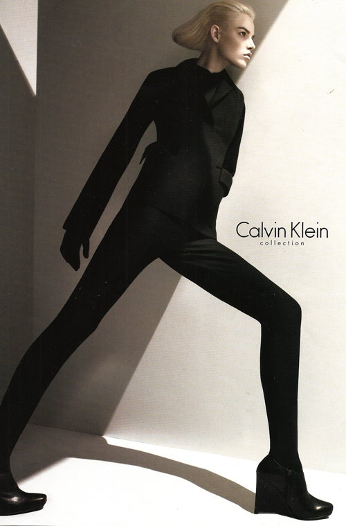 Calvin Klein, TSE, & Originality In Fashion: Not So Black & White