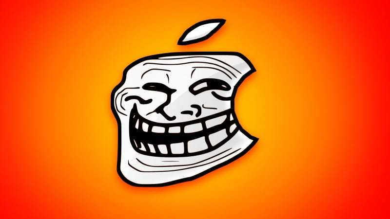 It's Time for Apple to Stop Patent Trolling