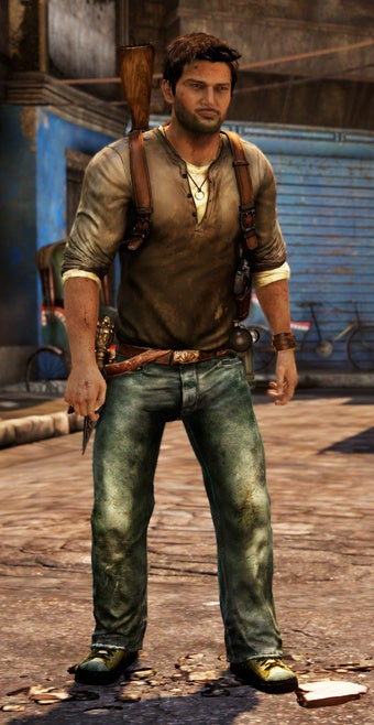 Virtual Fashion: What They're Wearing In Uncharted 2