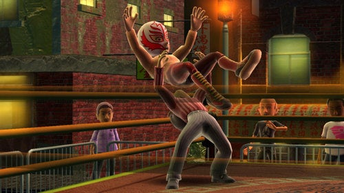 Fire Pro-Wrestling Returns, Now Cuter To Xbox 360