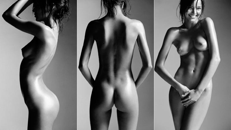 There Are Nude Photos of Miranda Kerr on the Internet [NSFW]