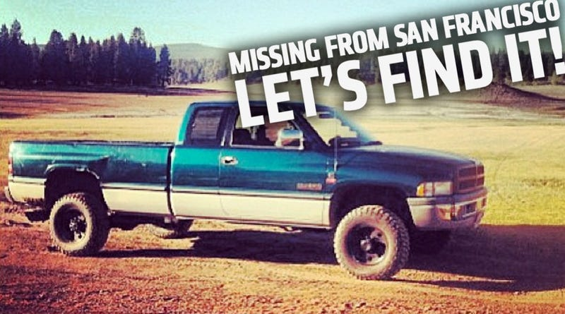 Let's Find This Stolen Truck Because I Know We Can