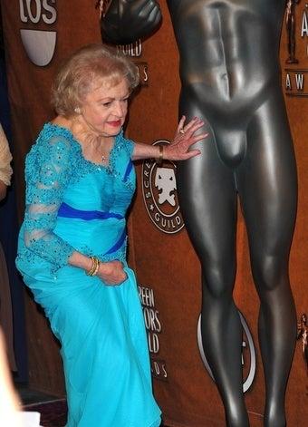 Give Betty White a Little Break