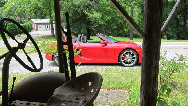 2013 Porsche Boxster S Gallery