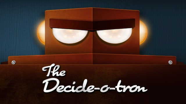 Penny Arcade's Decide-o-Tron 8000 Knows What Game You Should Play Next