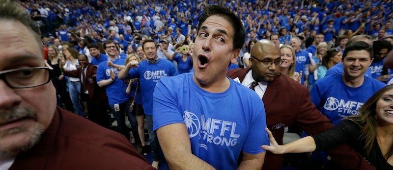 Mark Cuban Suggests An NBA World Cup