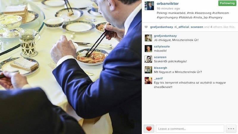 Te ott voltál Orbán Viktor első 50 instagramos követője között?