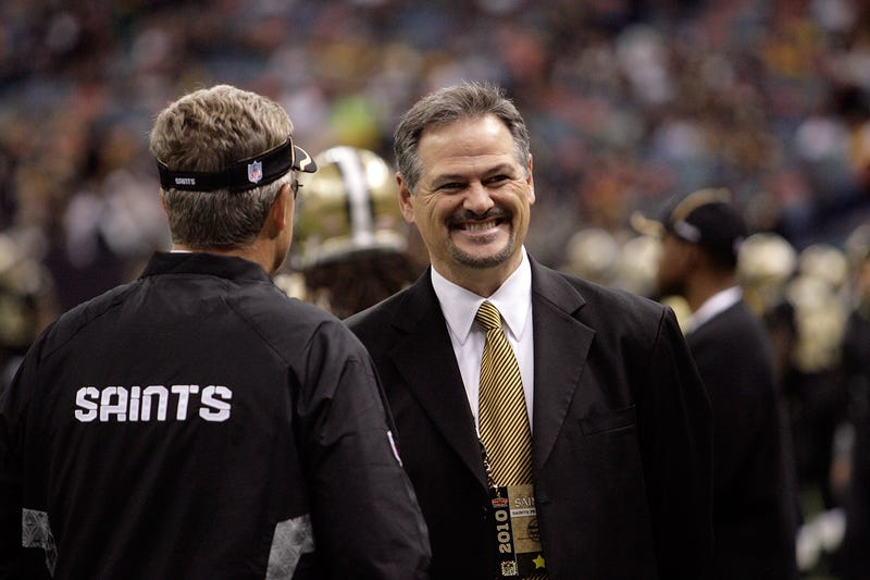 Saints GM Mickey Loomis Accused Of Eavesdropping On Visiting Coaches