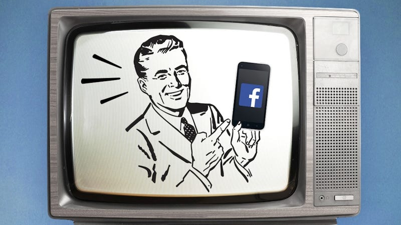 Here's How Facebook Will Invade Your TV with Product Placement