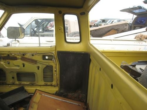 Another Datsun King Cab Doomed, Lack Of Cup Holders Probably To Blame