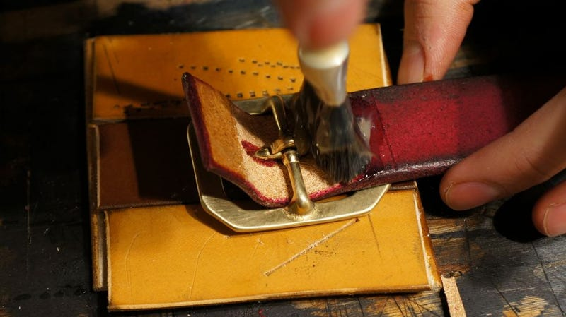 How to Make a Belt From Scratch