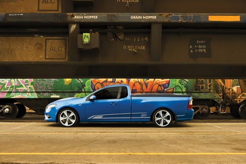 FPV Ford Falcon GS Ute
