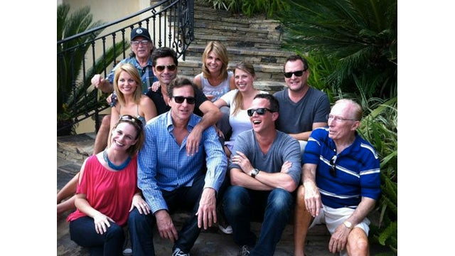 When You're Lost Out There and You're All Alone, There's a Full House Reunion to Carry You Home