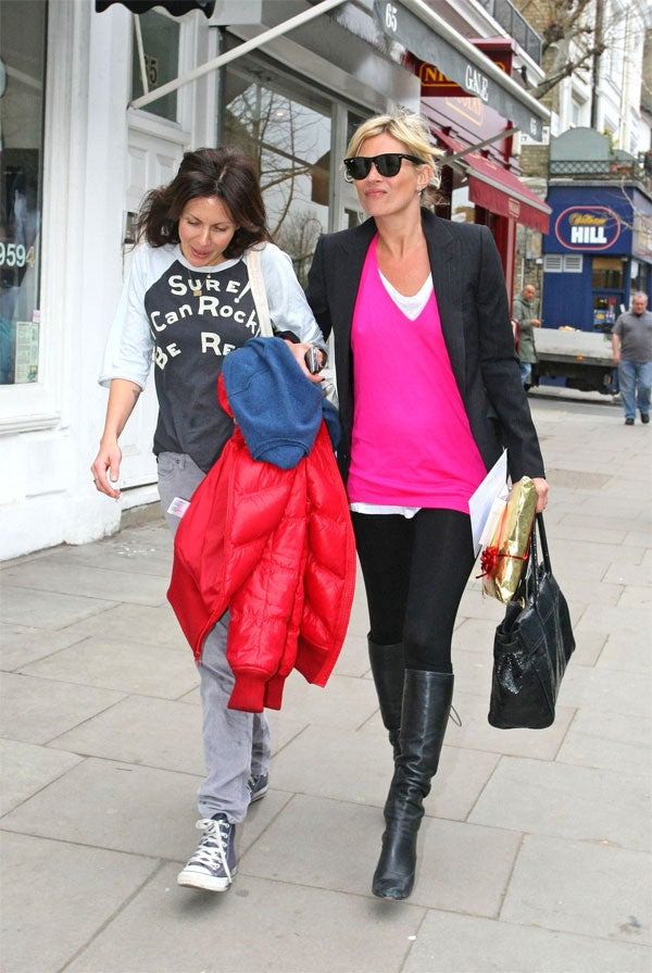 Kate Moss' Mate Can't Abide By The Day-Glo