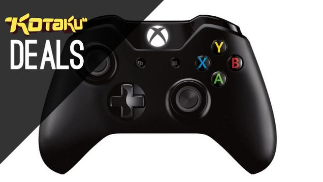 Xbox One Controllers, New Humble Weekly, Tomb Raider Definitive, TMNT