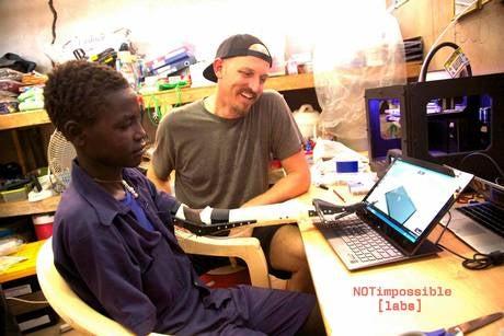 3D Printing = Incredible Medical Breakthroughs
