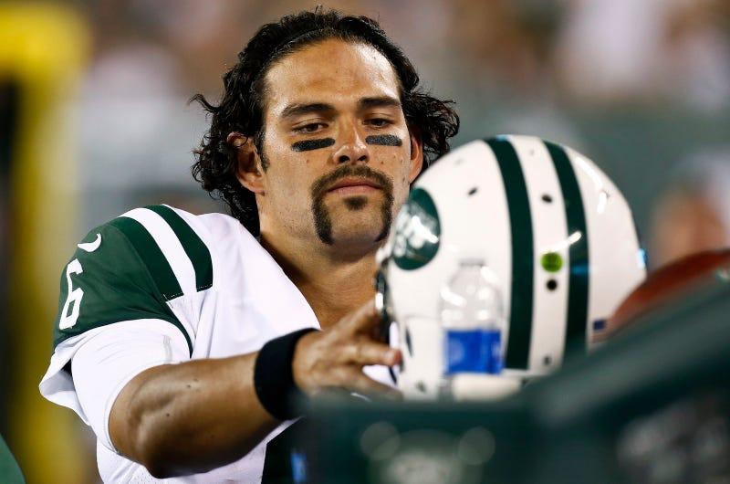 Mark Sanchez's Mustache Is Glorious
