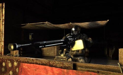 Metro 2033 Screens Depict A Really Dark Future