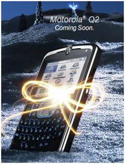 Motorola Q9H Headed For Sprint as a Palm Powered Q2?