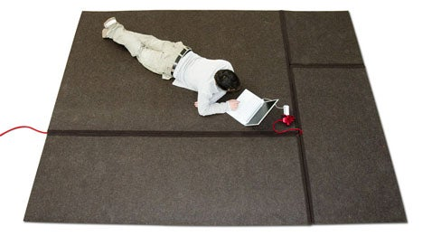 Cablet Carpet Helps You Hide the Evidence of Your Geekyness