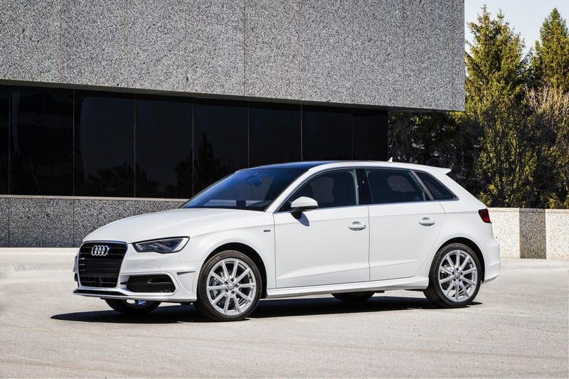 The 2016 Audi A3 TDI Sportback Exists Because You All Complained