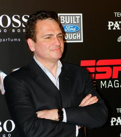 The One Where Jay Mariotti Shows Off His Formidable Lady-Killing Technique