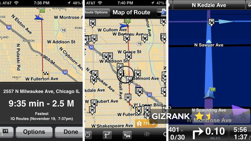 The Best Navigation App for iOS