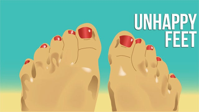 Are You Annoying The Hell Out Of Your Pedicurist?