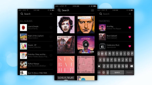 Albums Makes It Easy to Find and Play Full Albums on Your iPhone