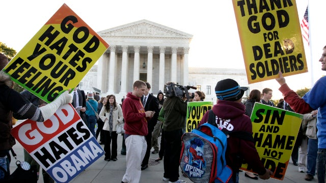 Most Popular 'We the People' Petition Yet Calls on White House to Label the Westboro Baptist Church a Hate Group