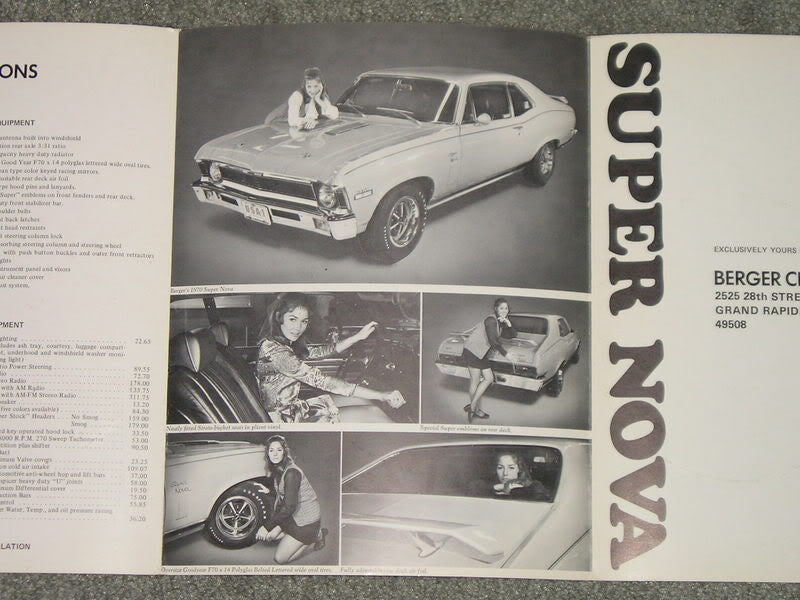 Super Nova by Berger