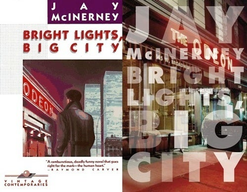 Bright Lights, Big City Gets Fancy New Cover For 25th Birthday