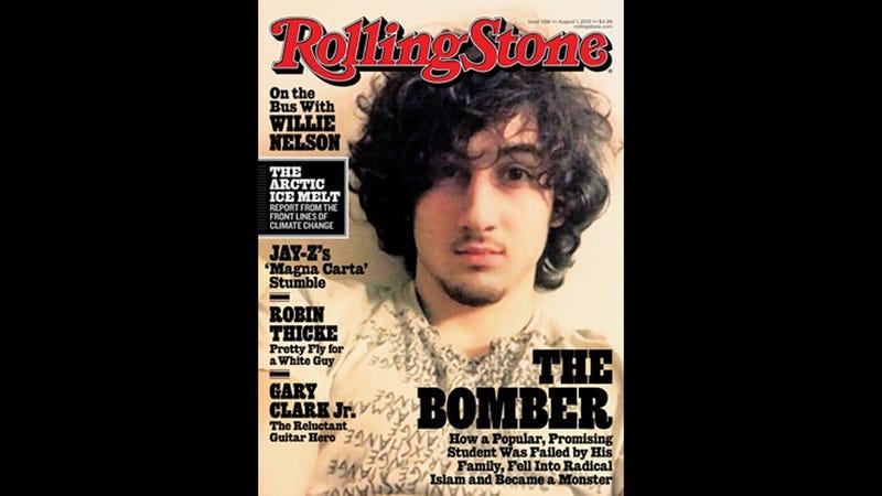 "Dzhokhar Tsarnaev's ""Depressing"" College Won't Stock New Rolling Stone"