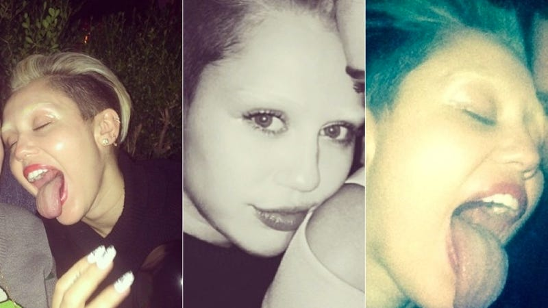 Miley Cyrus' Bleached Brows: Two Horsemen of Fashion's Browpocalypse?