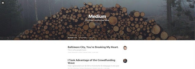 What's With New Blogging Platforms Like Medium? Should I Use One?