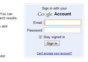 Google's Authentication Code Stolen in Attacks
