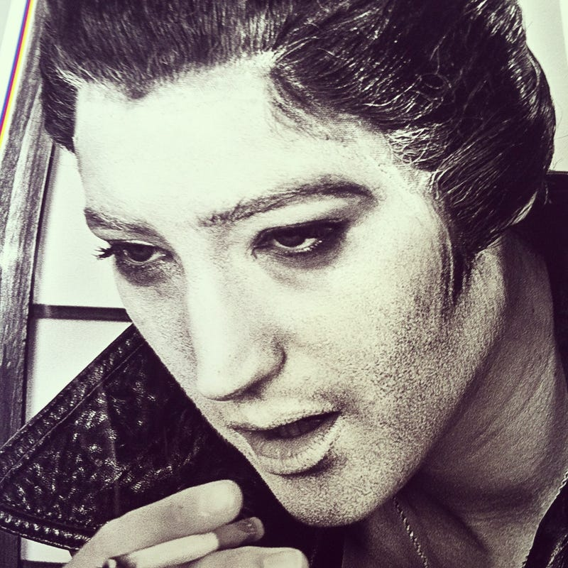 Gender Bending, Genre Mashing, Elvis Geisha, Lady Man