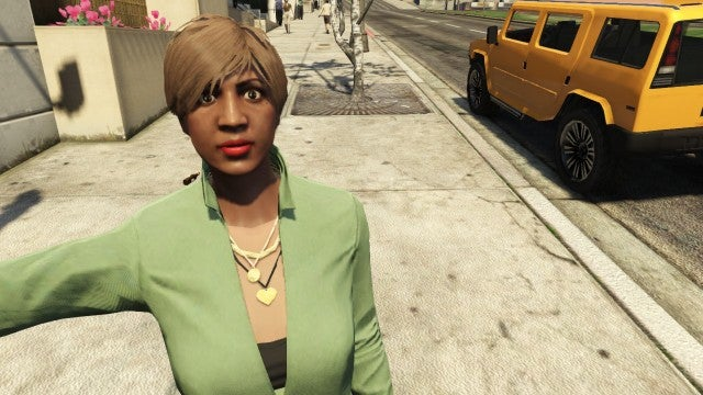 GTA Online Bug Changing Characters' Race and Gender in Japan