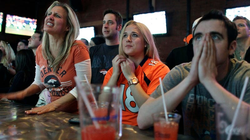 TV Ratings For Ravens-Broncos Were Bananas