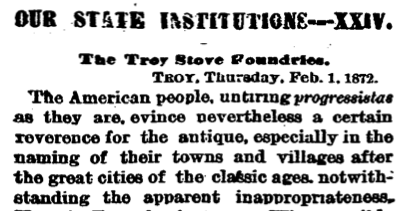 Trend-Seeking New York Times Was Adding '-ista' To Words 130 Years Ago