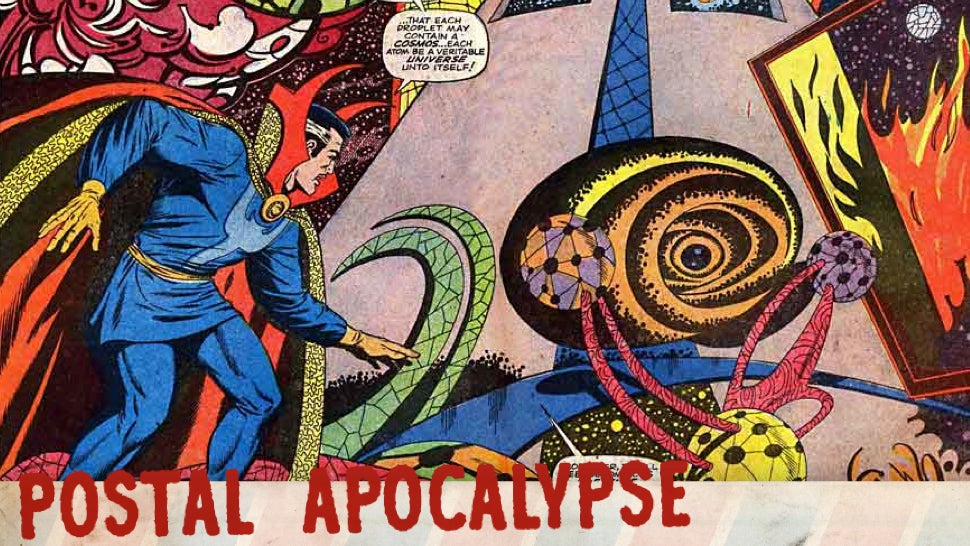 Are Dr. Strange And Magic Too Weird For The Marvel Cinematic Universe?