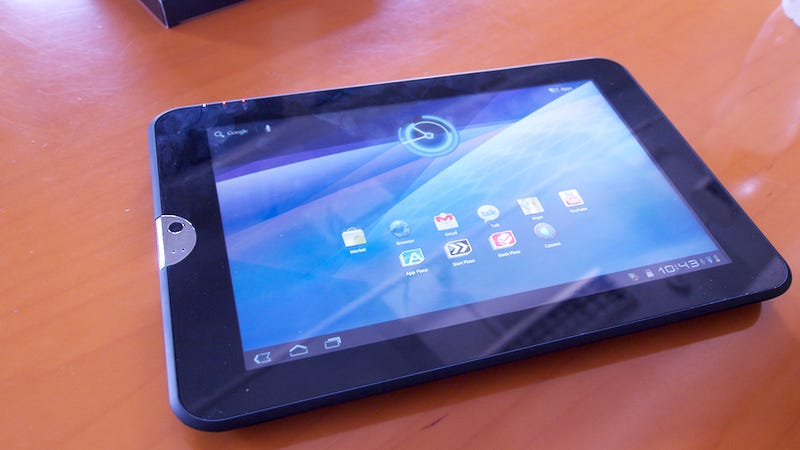 Toshiba Thrive Hands-On: Bigger Can Be Beautiful