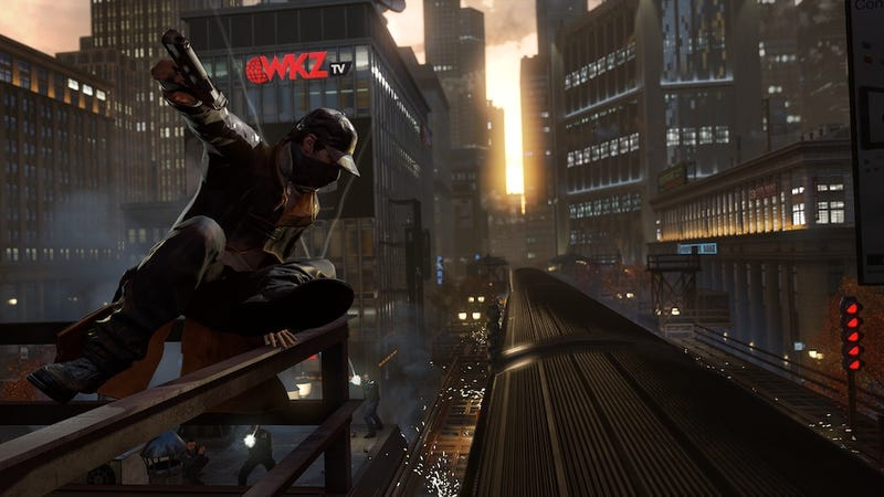 Hey, Watch Dogs Sneakily Showed Off The First Instance of PS4 Multiplayer Last Night