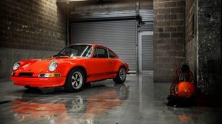 Classic Porsche Car Porn