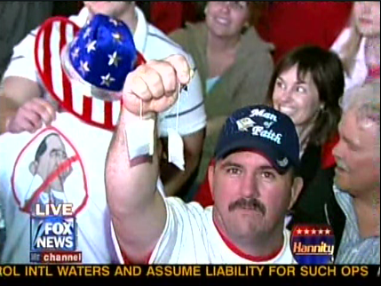 Oh ... That's What That Means: Fox News Learns the Definition of 'Teabagging'