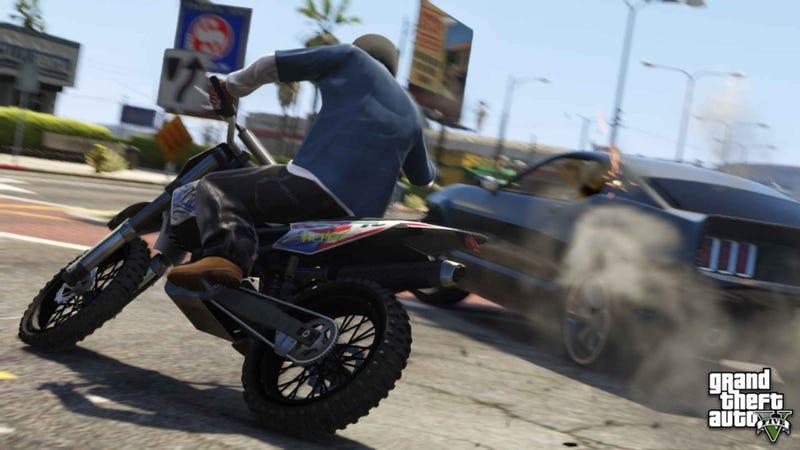 CreaTAYve Rambling: Some GTA V Thoughts